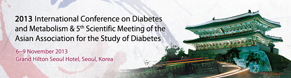2013 International Conference on Diabetes and Metabolism